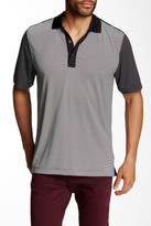 Cutter & Buck Compound Mixed Stripe Polo