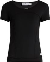 adidas by Stella McCartney Essentials short-sleeved performance T-shirt
