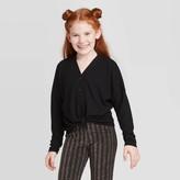 Art Class Girls' Knit Tie-Front Cardigan - art classTM