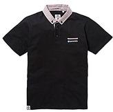 Lambretta Print Collar Polo Reg