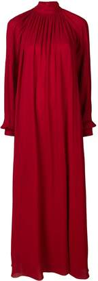 Giambattista Valli high neck maxi dress