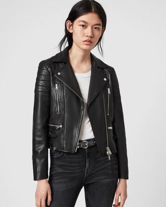 AllSaints Halley Biker Jacket