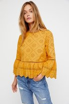Free People Merci Beaucoup Top