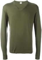 Massimo Alba V-neck jumper - men - Cashmere - L