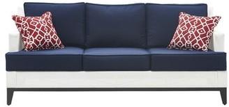 Tommy Hilfiger Hampton Patio Sofa with Cushions