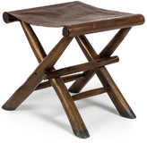 Leather Londolozi Stool