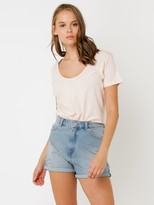 Nude Lucy Blake Basic V Neck T-Shirt
