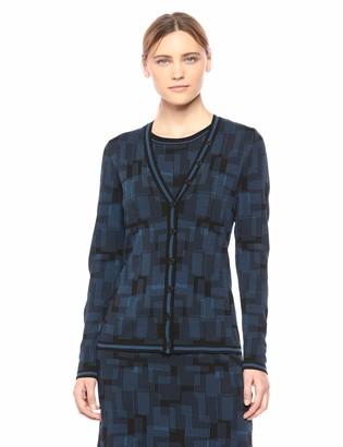 Anne Klein Women's Button Front Cardigan