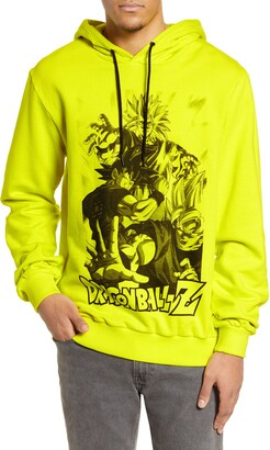 Eleven Paris x Dragon Ball Z Graphic Hooded Sweatshirt