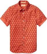 Scotch & Soda Lobster Printed Shirt