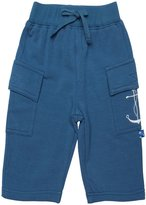 Kickee Pants Cargo Sweatpants (Baby) - Twilight-6-12 Months