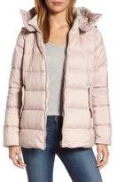 Halogen Women's Hooded Puffer Jacket