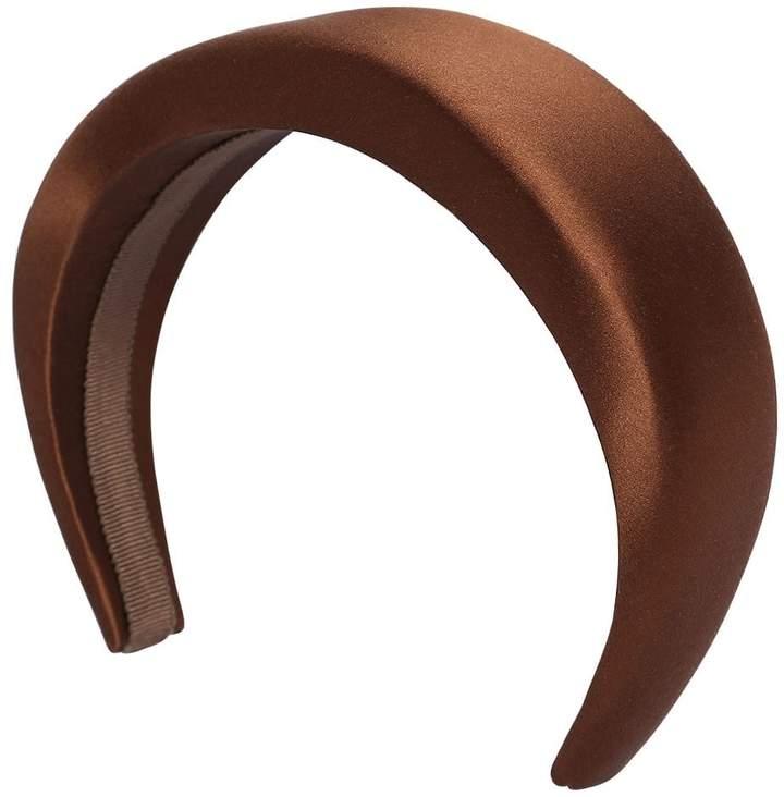 Prada Large Satin Headband