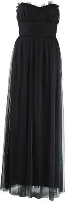 Vera Wang Black Lace Dress for Women