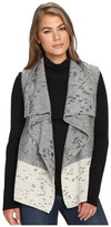 Kensie Wrapped Yarn Vest KS9K5677