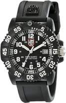 Luminox Women's 7051 EVO Colormark Analog Display Analog Quartz Black Watch