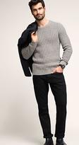 Esprit textured cotton blend jumper