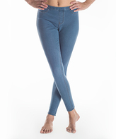 Me Moi Light Wash Denim Jeggings