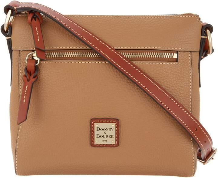 556301f11 Dooney & Bourke Brown Leather Crossbody Handbags - ShopStyle