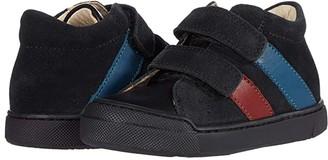Naturino Falcotto Gazer VL AW20 (Toddler) (Black) Boy's Shoes