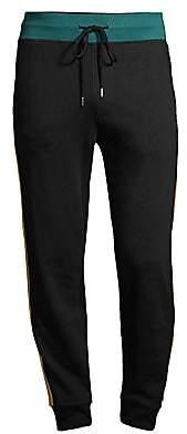 True Religion Men's Racing Stripe Sweatpants