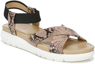 Naturalizer Elastic Ankle Strap Sandals - Lily