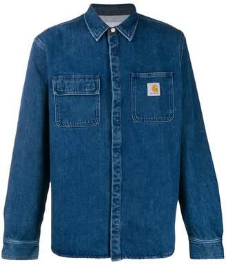Carhartt WIP Salinac denim shirt jacket