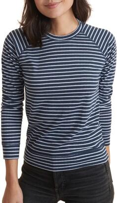Marine Layer Reversible Raglan Sleeve T-Shirt