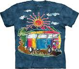 The Mountain Batik Tour Bus T-Shirt