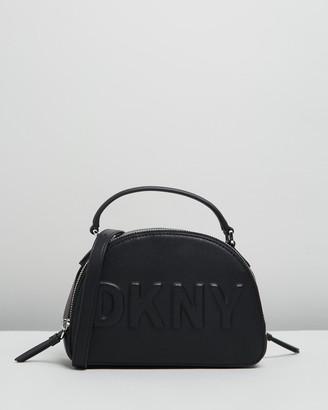 DKNY Tilly Mini Dome Cross-Body Bag