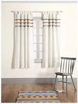 Mamas and Papas Fringed Curtains