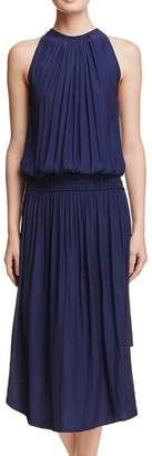 Ramy Brook Navy Audrey Dress - S - Blue