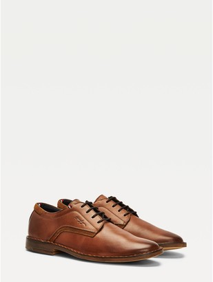 Tommy Hilfiger Signature Leather Shoe