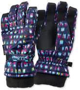 L.L. Bean Kids' Cold Buster Waterproof Gloves, Print
