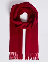 Marks and Spencer Pure Cashmere Wider Width Scarf