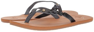 Roxy Liza II (Tan/Brown) Women's Sandals