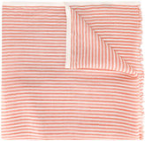 Loro Piana striped scarf - men - Silk/Linen/Flax/Cashmere - One Size