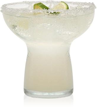 Libbey Set of 6 Stemless Margarita Glasses