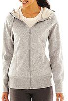 JCPenney XersionTM Full-Zip Fleece Hoodie
