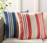 Pottery Barn Ryder Stripe Indoor/Outdoor Pillow