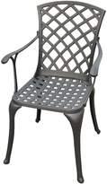 Crosley Sedona Outdoor High Back Armchairs (Set of 2)