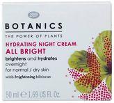 Botanics All Bright Hydrating Night Cream 50ml