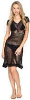 Billabong Starlet Crochet Dress Cover-Up Women's Swimwear