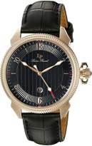 Lucien Piccard Men's LP-40053-RG-01 Trevi Analog Display Quartz Watch