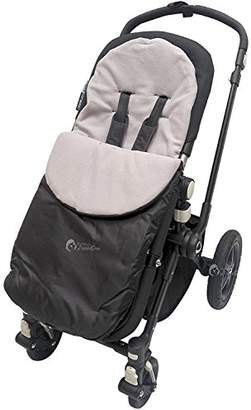 Bugaboo Footmuff/Cosy Toes Compatible with Bee Cameleon Donkey Buffalo Grey