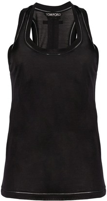 Tom Ford Scoop-Neck Bodysuit