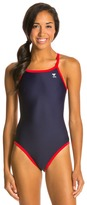 TYR Solid Reversible Diamondfit Swimsuit 1879