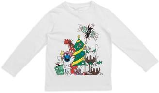 Stella McCartney Kids Family Christmas T-Shirt (2-12 Years)