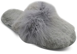 Jenni Women's Critter Scuff Slippers, Created for Macy's