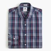 J.Crew Thomas Mason® for Ludlow shirt in blue plaid